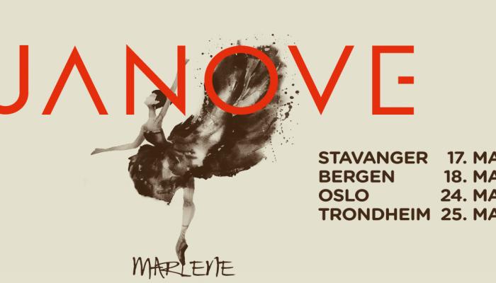 Janove, De første konsertene er lansert