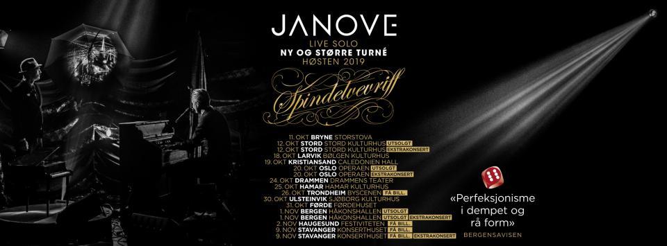 Spindelveviriff Tour 2019