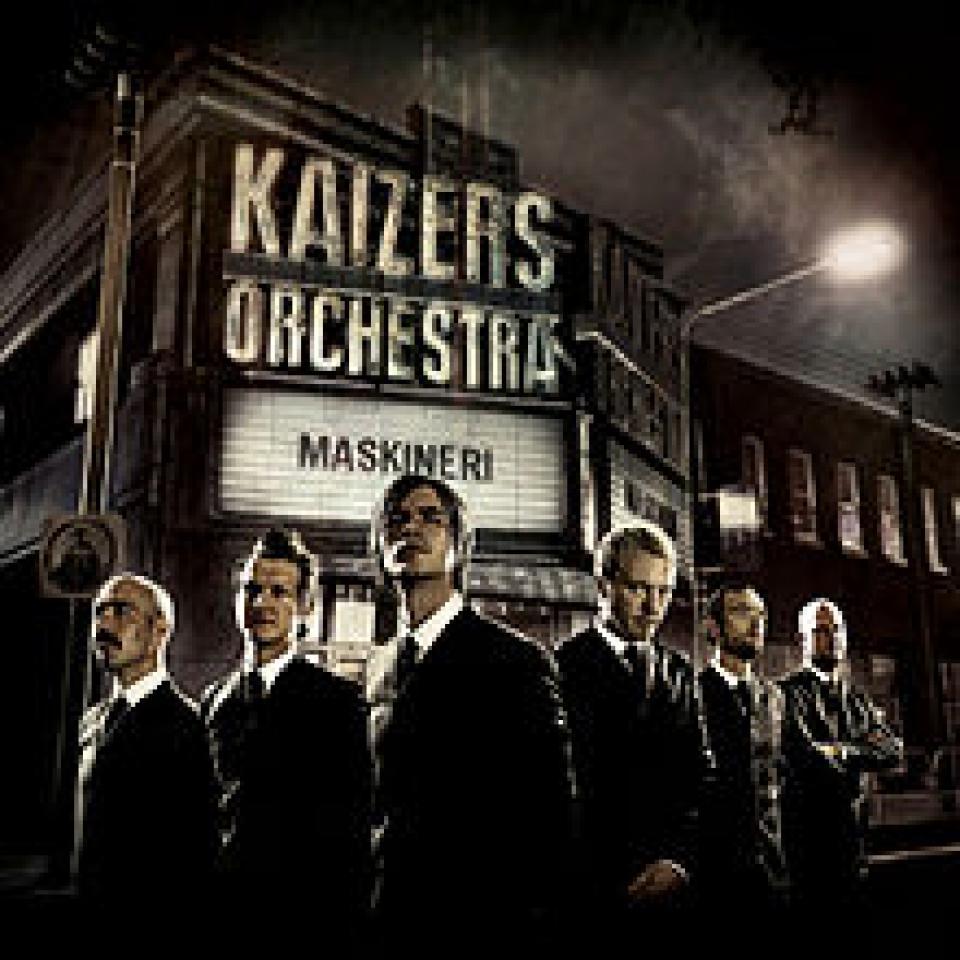 Kaizers Orchestra, Maskineri