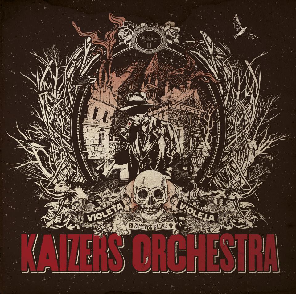Kaizers Orchestra, Violeta Violeta Vol. II